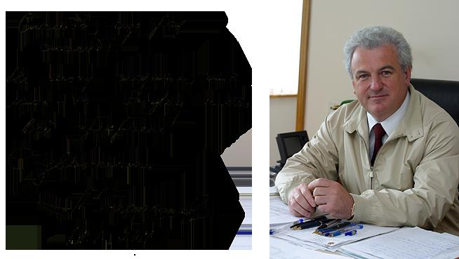 Президент Одинцовского Гуманитарного Университета Гладышев А. Г.